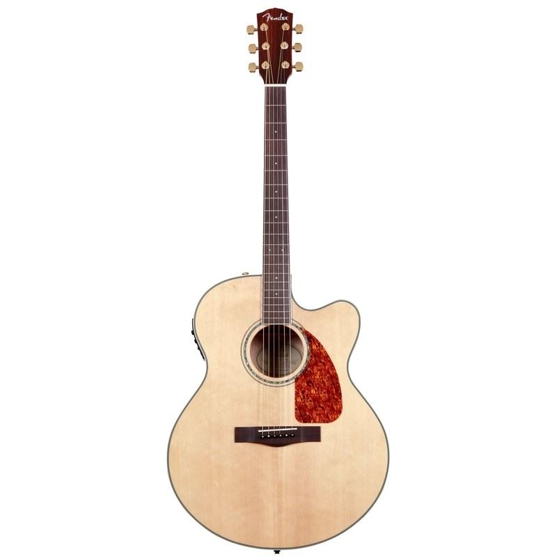 Violão Fender Jumbo Cj290 Sce (Nt) Fender