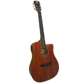 Violão Folk Cutaway 41 PX-41 NS - Natural Fosco PHX - Natural (Natural Satin) (NS)