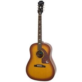 Violão Folk Texan 1964 Elétrico Aço com Captador Shadow Epiphone