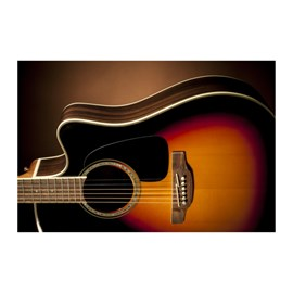 Violão GD51CE Folk Elétrico Takamine - Sunburst (Brown Sunburst) (BS)