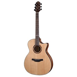 Violão Grand Auditorium Cutway HG 800 CE Natural Crafter - Natural (NA)