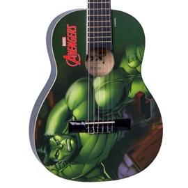 Violão Infantil Nylon Hulk Marvel VIM H1 PHX