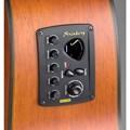 Violão Jumbo SJ 25C Eletroacústico Aço Strinberg