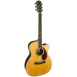 Violão Paramount Triple '0 com Case C/ Captador Fishman 0960271221 Fender