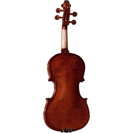 Violino 1/2 VE421 Envernizado com Case Eagle