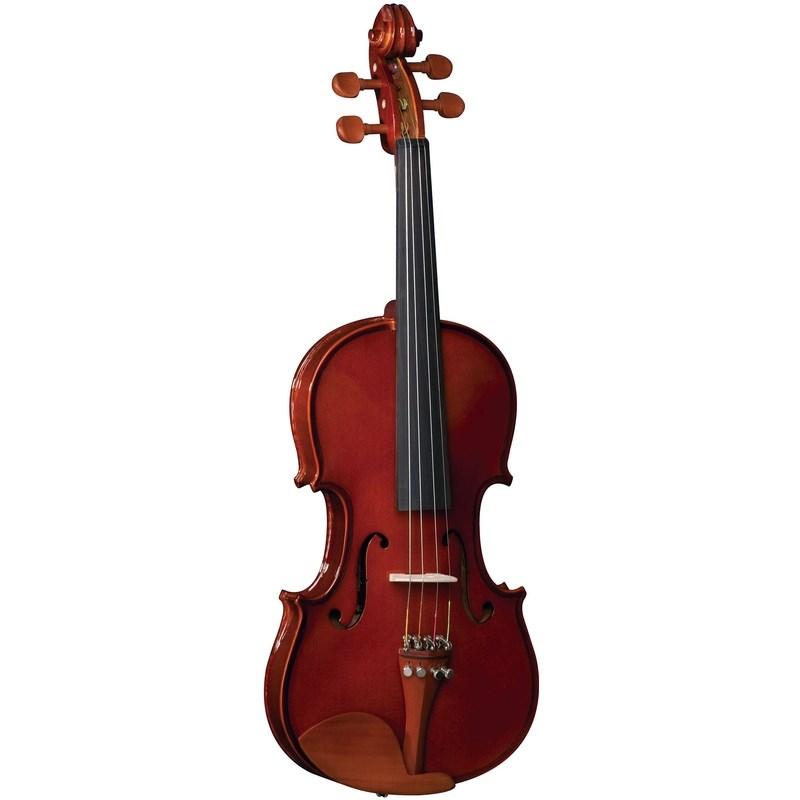 Violino VE431 3/4 Envernizado com Case Eagle