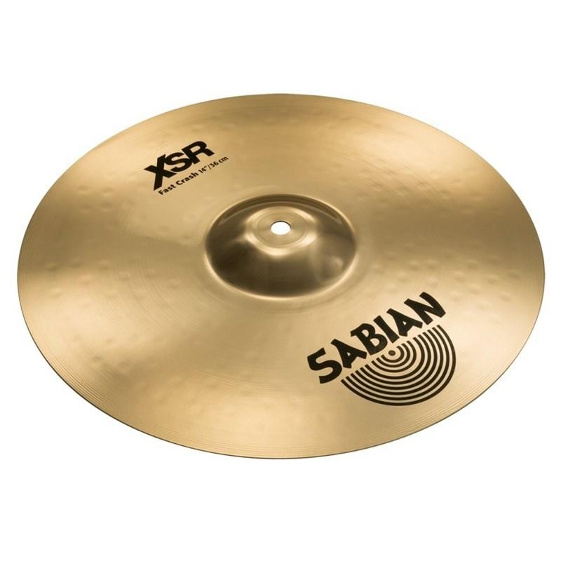 """Xs 1407b Prato 14"""" Medium Thin Crash Sabian"""