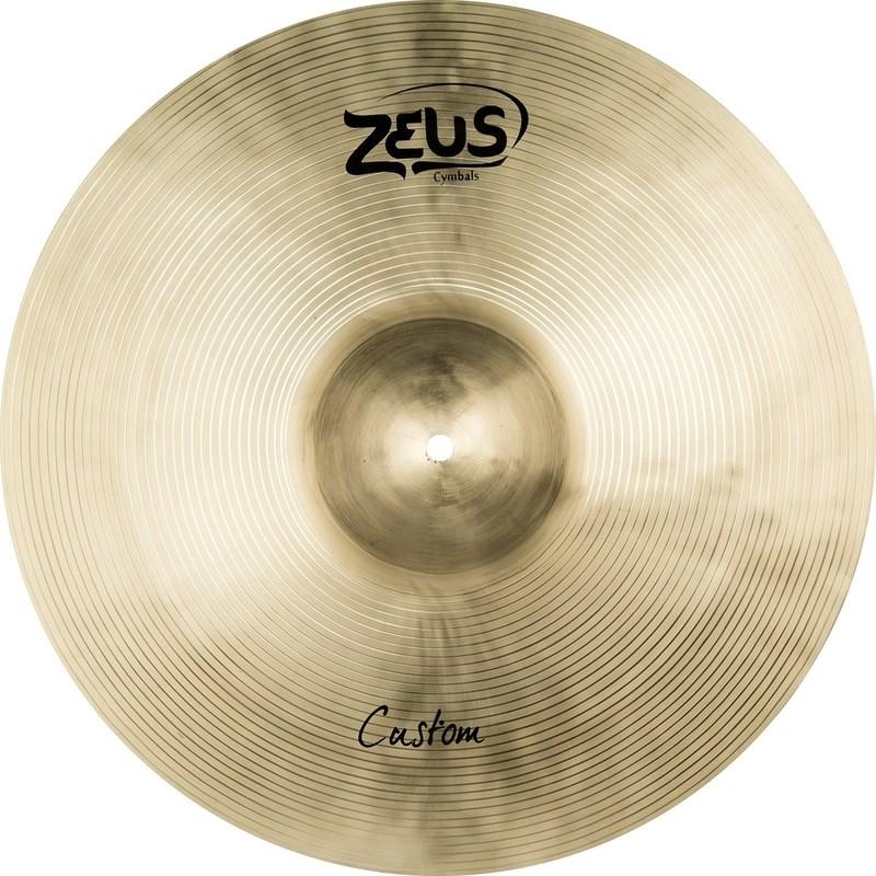 "Zcc17 Prato Custom Crash 17"" (B20) Zeus"