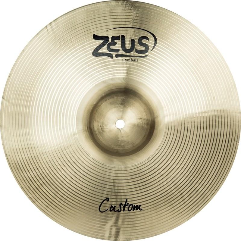 "Zchh14 Prato Custom Hi-hat 14"" (B20) Zeus"